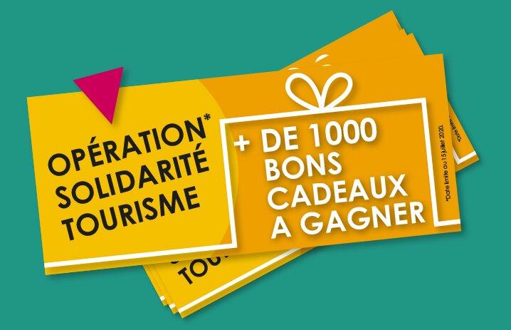 Opération solidarité tourisme