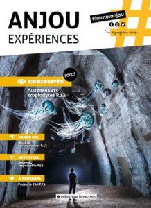 Couverture du magazine 2021