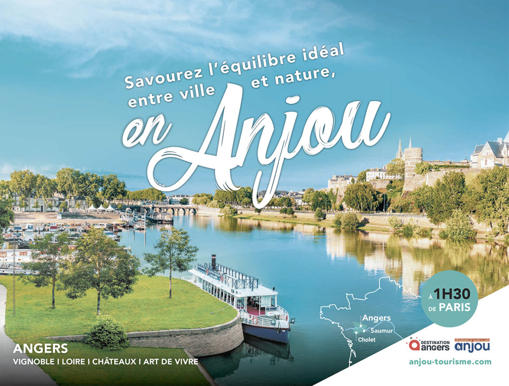 Affiche Angers 2019