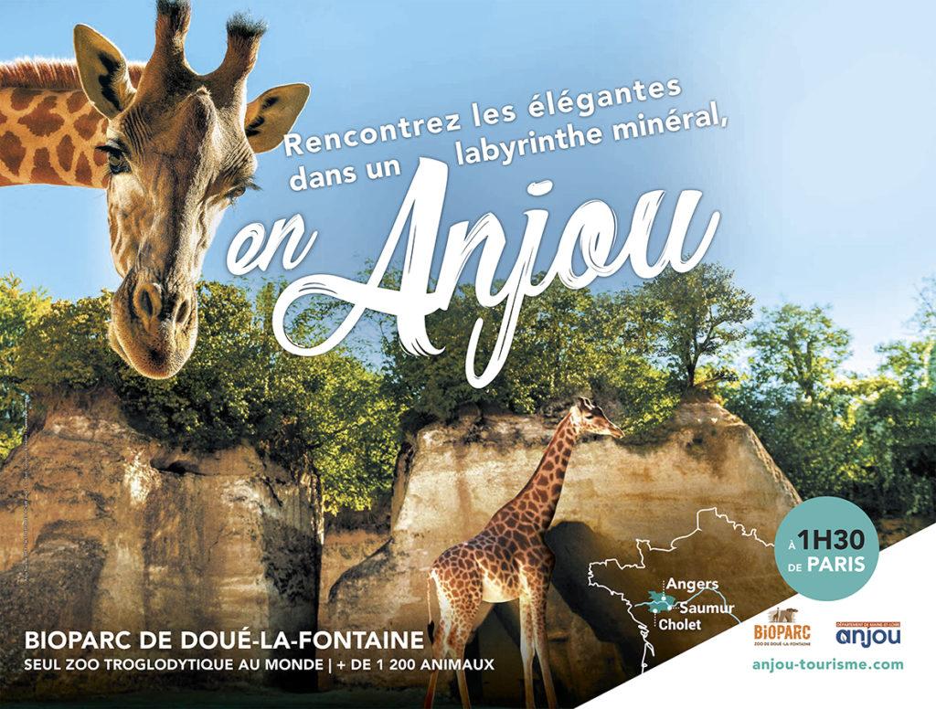 Affiche Bioparc 2019