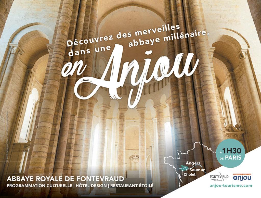 Affiche Fontevraud 2019