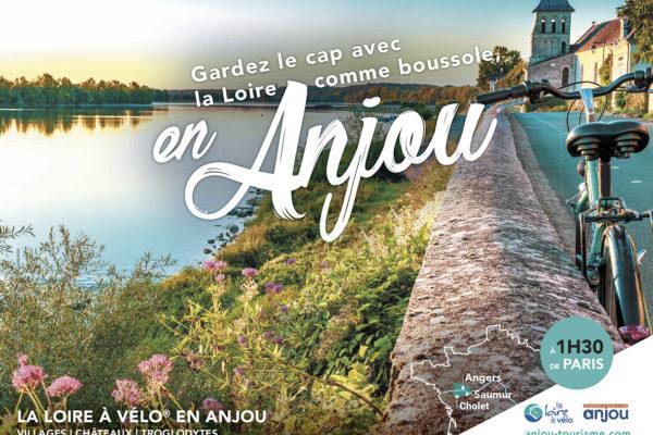 Affiche Loire à Vélo 2019